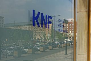 Kopcińska: KNF pracuje, jesteśmy w dobrej sytuacji finansowej