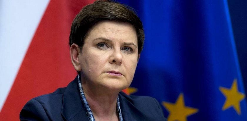 Szydło liczyła na stanowisko wiceszefowej PE. Nic z tego?
