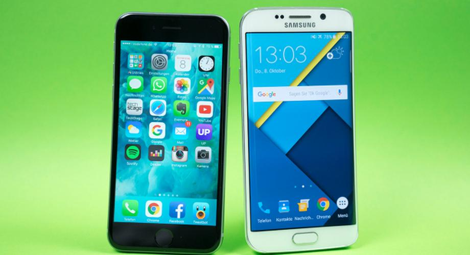 BestFight: iPhone 6s vs Galaxy S6 edge