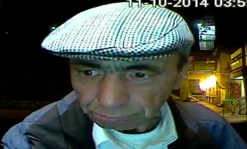 Czy rozpoznajesz tego mężczyznę?