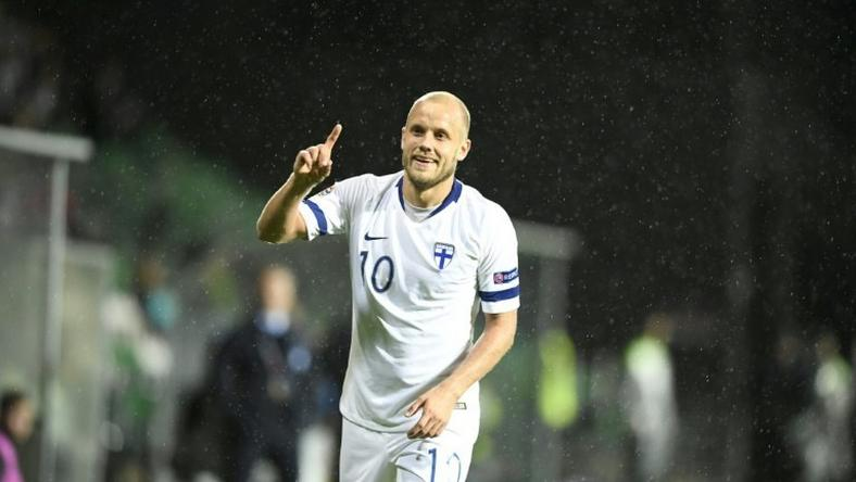 Teemu Pukki, pictured September 2018, and Jordan Rhodes turned the game on its head in the final minutes