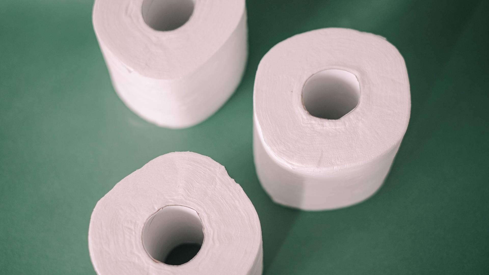 Toilettenpapier Australien