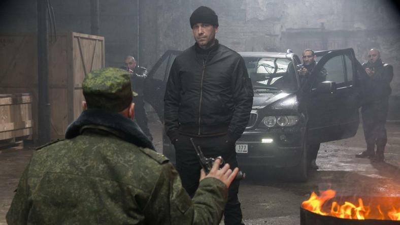 "Marcin Dorociński  w filmie ""Pitull. Ostatni pies"" fot. Krzysztof Wiktor (c)Ent One Investments"