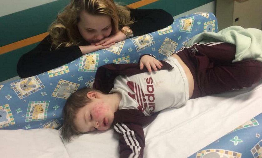 Hayley Etheridge z synem