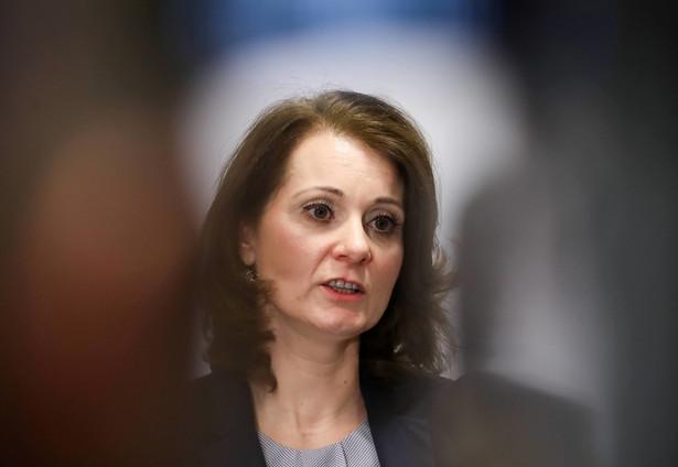 Dr Edyta Bielak-Jomaa, prezes Urzędu Ochrony Danych Osobowych