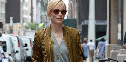 Stylizacja dnia: Blanchett w kombinezonie