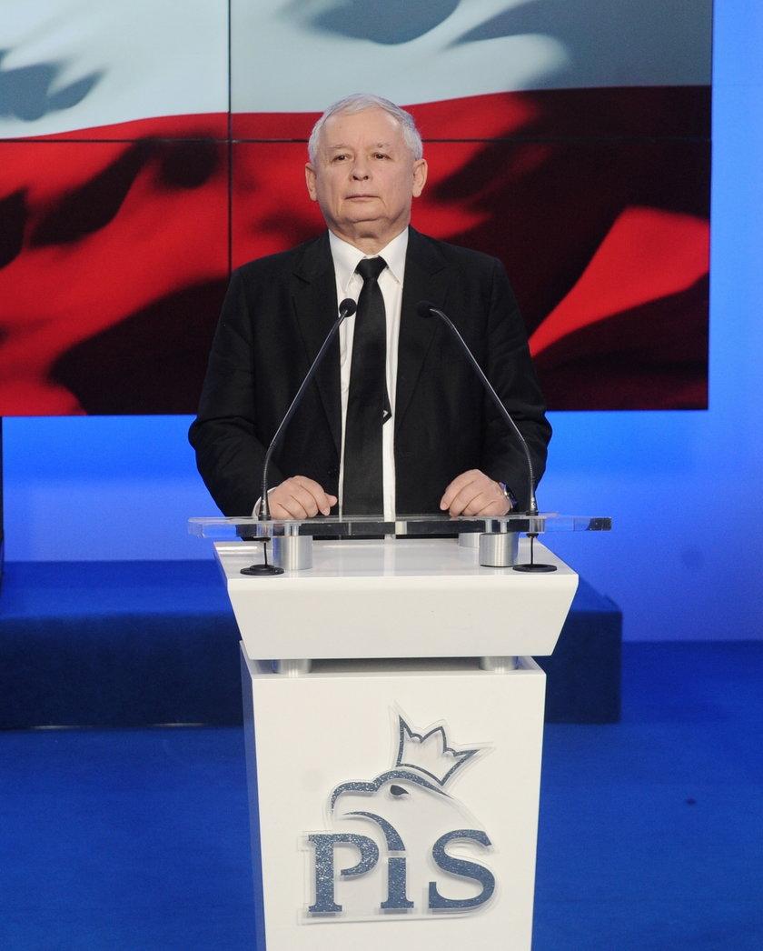 Kaczyński chce nowych województw