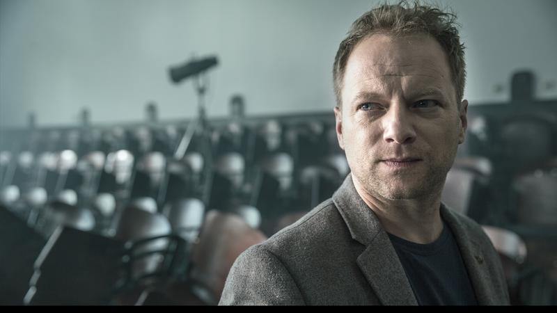 """Belfer 2"": kadr z serialu (fot. Robert Pałka)"