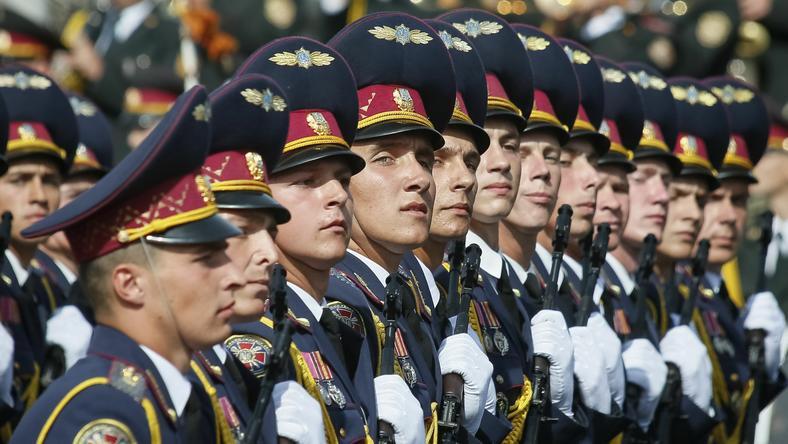 Ukraińscy żołnierze otrzymają wsparcie z USA?