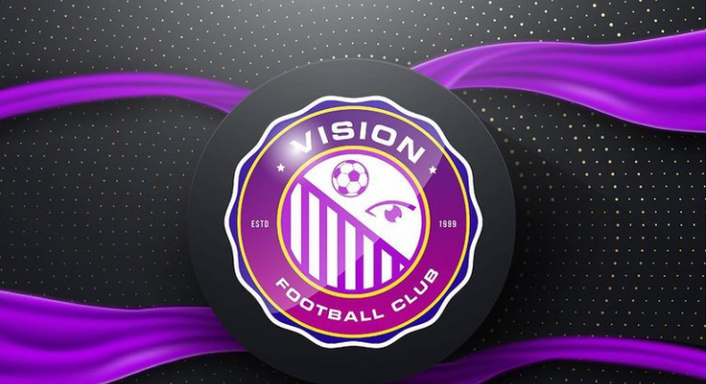 Ghanaian Division One side Vision FC unveils new club logo