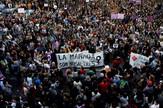 Španija protest demonstracije grupno silovanje tinejdžerka