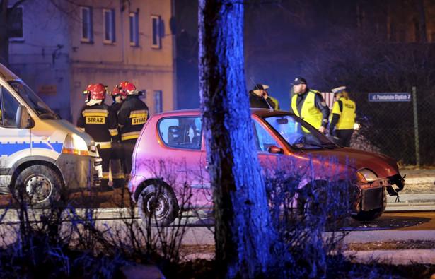 Beata Szydło miała wypadek