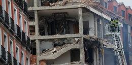 Wybuch w centrum Madrytu. Są ofiary śmiertelne