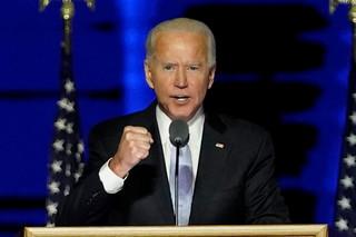 Biden: Będę prezydentem, który nie chce dzielić, ale chce łączyć