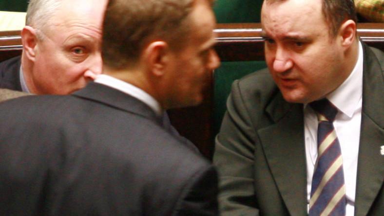 Tusk: Nie chcę, by PiS pękł