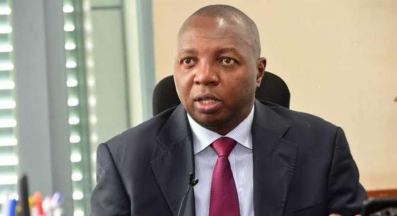 Managing Director of the Kenya ports Authority (KPA) Mr Daniel Manduku. (Business Daily)
