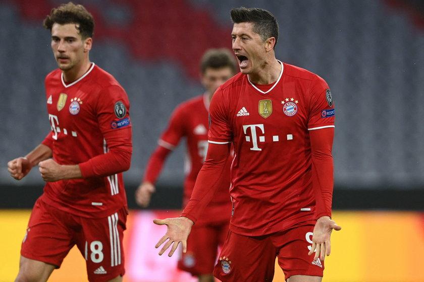 Liga Mistrzów. Awans Bayernu Monachium i Chelsea