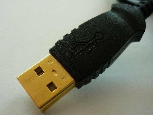 Wtyk USB, fot. własne