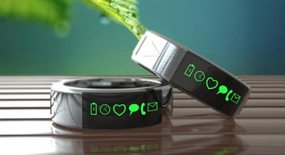 Smarty Ring: Smartphone-Erweiterung für den Finger