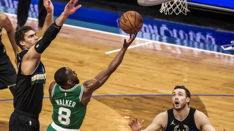 Boston Celtics - Milwuakee Bucks Dostawca: PAP/EPA.