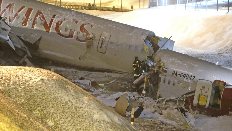 Do 5 wzrosła liczba ofiar katastrofy Tu-204 w Moskwie