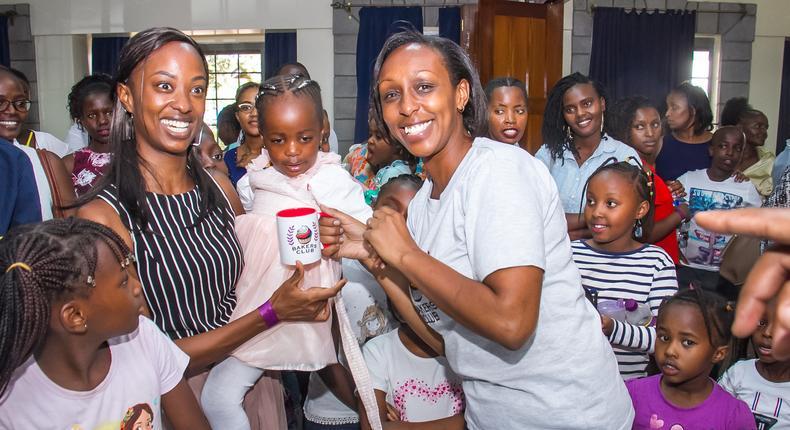 How this smart philanthropist, Wanjiku Mugo, is putting Kenyan home-based bakers on the world map.