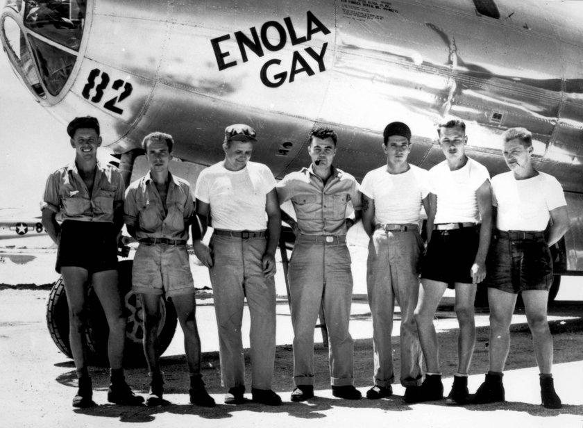 Zmarł nawigator z Enola Gay