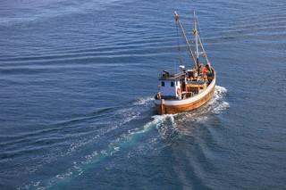 Morskie ucieczki z powojennej Polski
