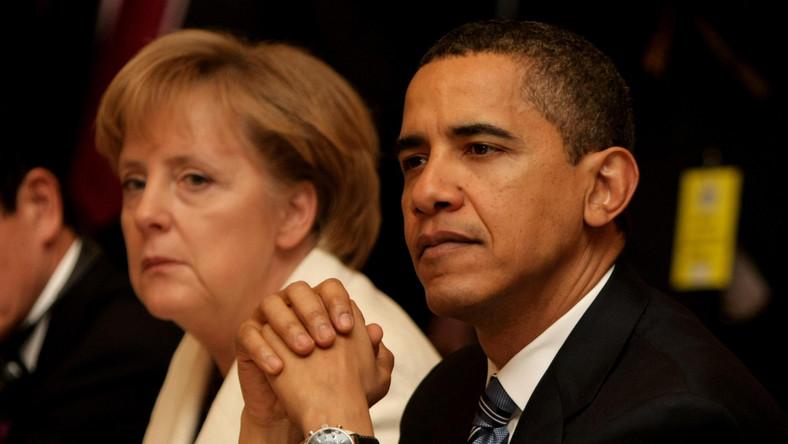 Obama i Merkel jednym głosem: Rosyjski konwój to kolejna prowokacja Moskwy
