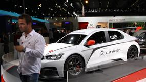 Citroen C-Elysee WTCC - na podbój torów wyścigowych