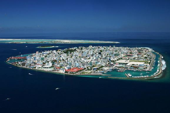 Maldivi, Male