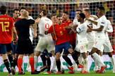 Fudbalska reprezentacija Španije, Fudbalska reprezentacija Engleske