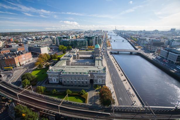 W Dublinie budowanych i odnawianych jest obecnie ponad 400 tys. mkw. przestrzeni biurowej.