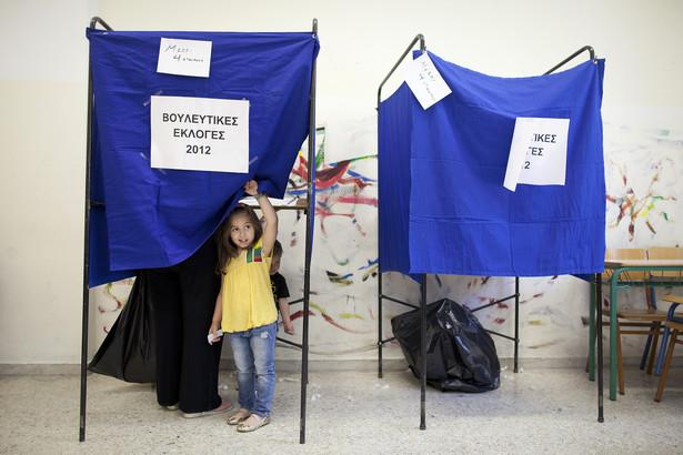 Majowe wybory w Grecji