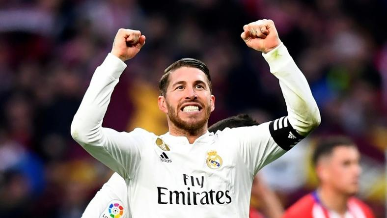 Sergio Ramos and Real Madrid have clawed their way back into Spanish title contention