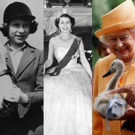 Królowa Elżbieta II - 90 lat w błysku fleszy