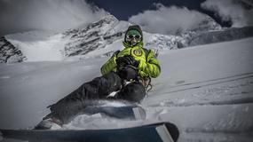 Andrzej Bargiel, człowiek, który zjechał na nartach z Sziszapangmy