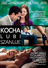 """""""Kocha, lubi, szanuje"""" - okładka DVD"""