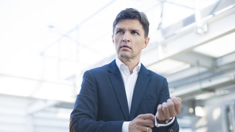 Tomasz Smokowski, komentator sportowy canal+