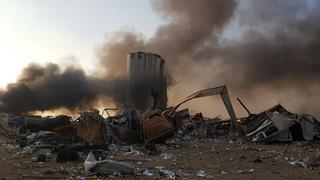 Wielka Brytania oferuje Libanowi pomoc: 5 mln funtów i wysłanie ekip ratunkowych