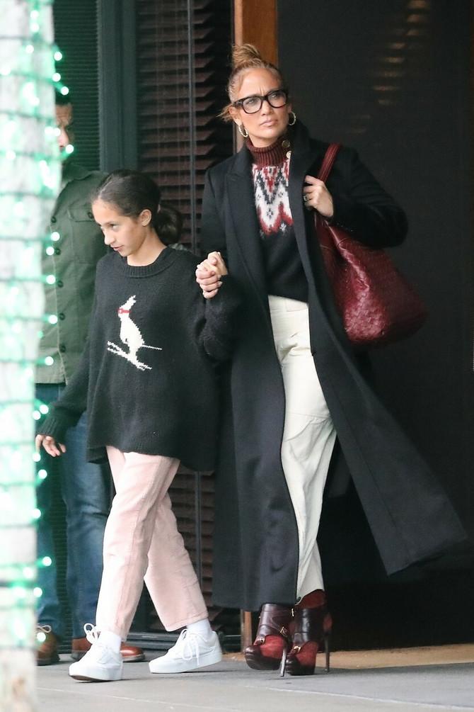 Dženifer Lopez sa ćerkom Emom