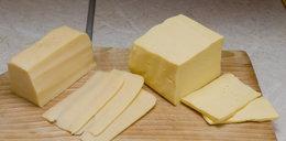 Uważaj na ser w sklepach! Zwłaszcza ten żółty!