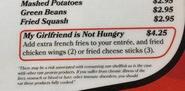 Kontrowersyjna pozycja w menu. Mają prawo się oburzać?