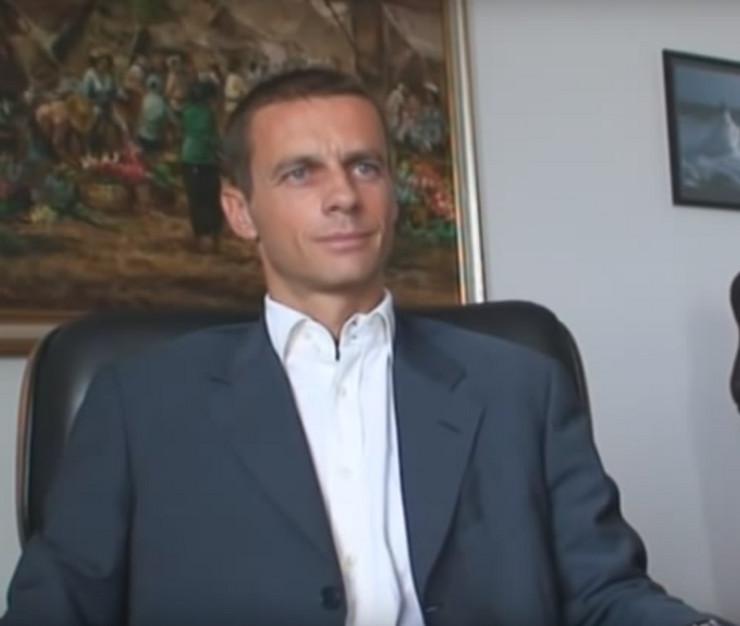 Aleksandar Čeferin
