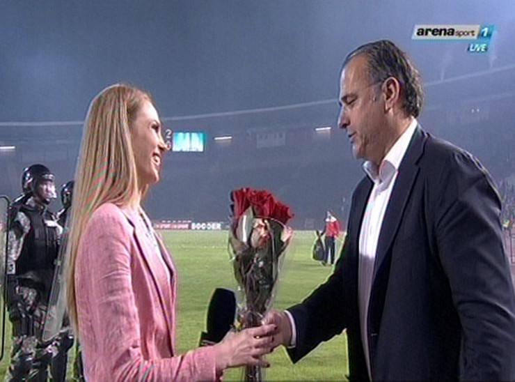 Miodrag Božović i Jovana Guzijan