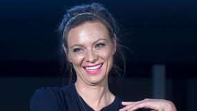 """Danuta Stenka i Magdalena Boczarska na pokazie """"Sztuki kochania"""""""
