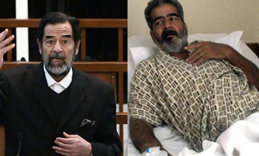 """""""Porno z Saddamem"""" chcieli sprzedać za miliony dolarów!"""