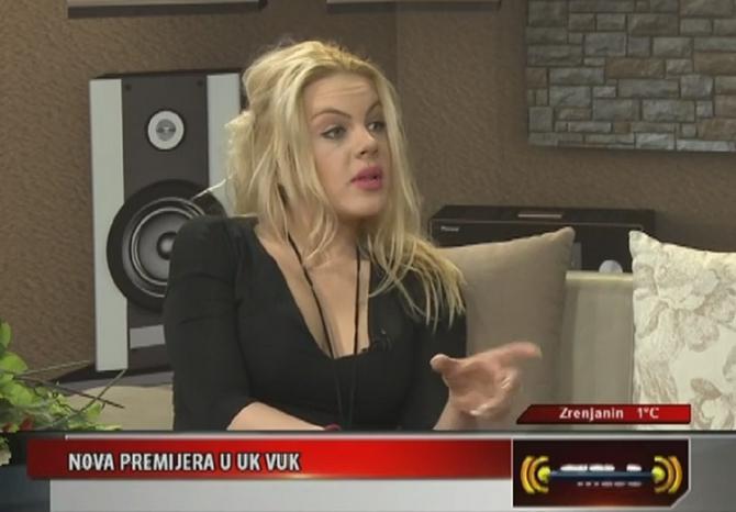 Ivana Panzalović u emisiji na TV Kopernikus u januaru prošle godine