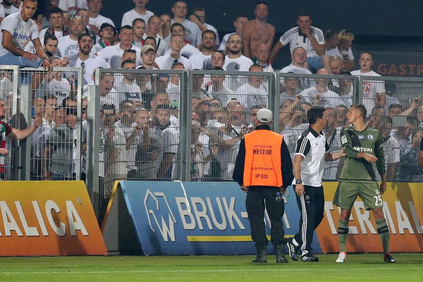 Mistrz Polski zwolni trenera