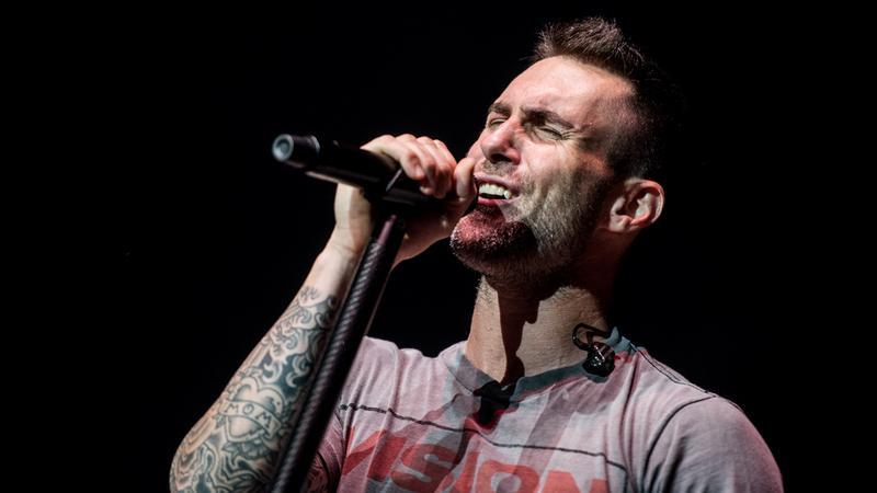 Koncert Maroon 5 w Tauron Arena Kraków
